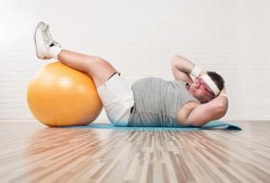 Il sovrappeso e l'obesità cambiano il respiro