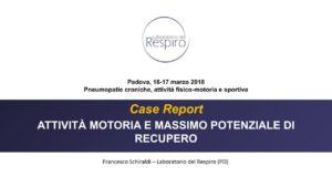 Case Report: BPCO e attività fisica
