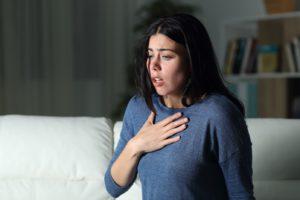 Sensazione di respiro incompleto: motivi e soluzioni